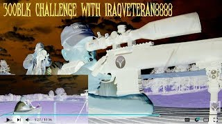 Lehigh Defense 300BLK 450 yard Subsonic Challenge with IV8888