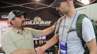 Seth's Can Cooker - NRA 2016 - Gear-Report.com