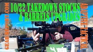 Adaptive Tactical Ruger 10-22 Stocks & TAC Hammer Barrels - Install & Review - Gear-Report.c