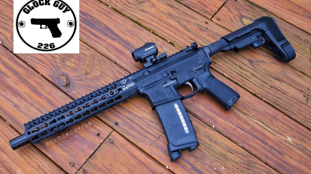 💥SB TACTICAL SBA3 FULLY ADJUSTABLE PISTOL BRACE💥