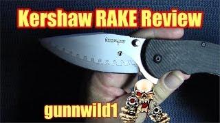 Kershaw RAKE Review