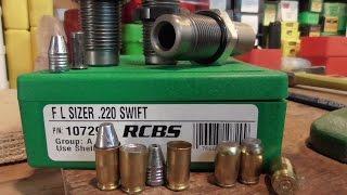 .40 cal/10mm bullet Making