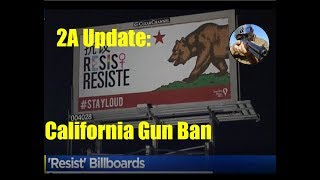 California Gun Laws Update - 2A Update from Insanity