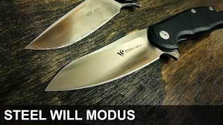 Steel Will Modus - It Made Me Cheat