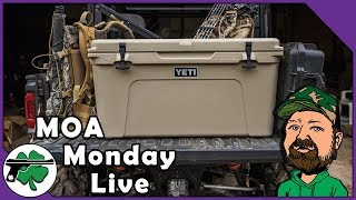 NRA Vs Yeti & More - MOA Monday LIVE #013