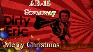 AR 15 Christmas Giveaway - closed