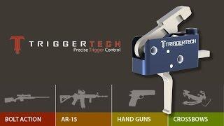 Adjustable AR15 Trigger - TriggerTech