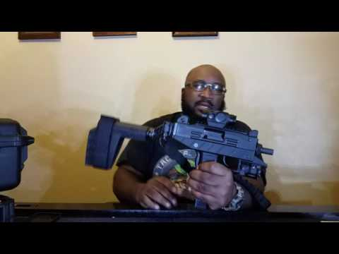 IWI UZI 22 LR Pistol by Walther Quick Look