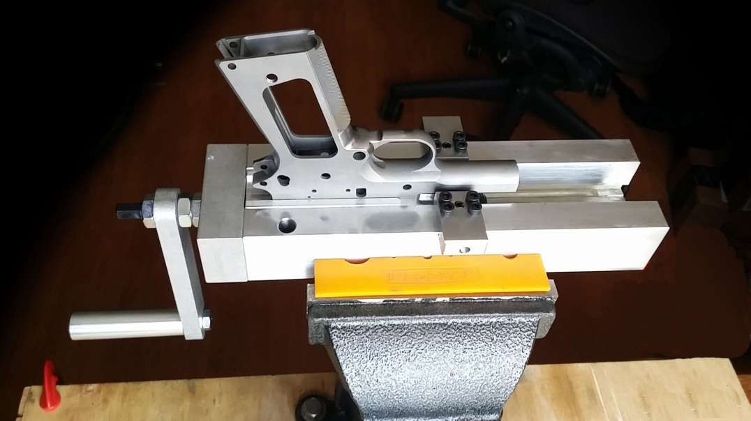 Matrix 1911 80% Rail Cutting Jig - Amazing