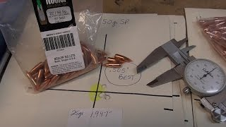 Load Accurate Budget Ammo - .223 Accuracy Series Part 3