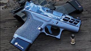 Custom Glock 43 - 5b_Gunworx Frame