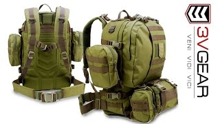 3V Gear - Paratus 3 Day Operator Pack