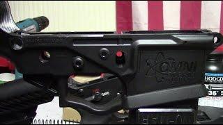 Comparing the ATI OMNI HYBRID w/ the Original ATI OMNI AR-15 Receiver