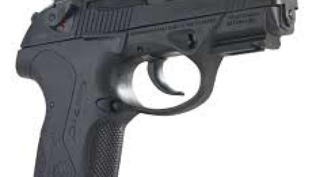 Beretta PX4 Storm, 2 for 1 duty pistol review.