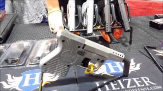 Heizer Defense Pocket AR, Pocket AK, Pocket Shotgun - SHOT Show 2016 - Gear-Report.com