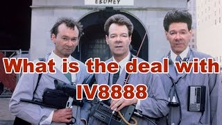 What is the deal with IV8888
