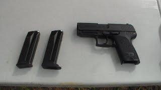 H&K USP Compact 45 ACP