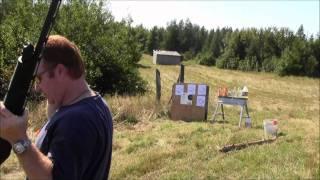 Benelli Nova 12 gauge shotgun