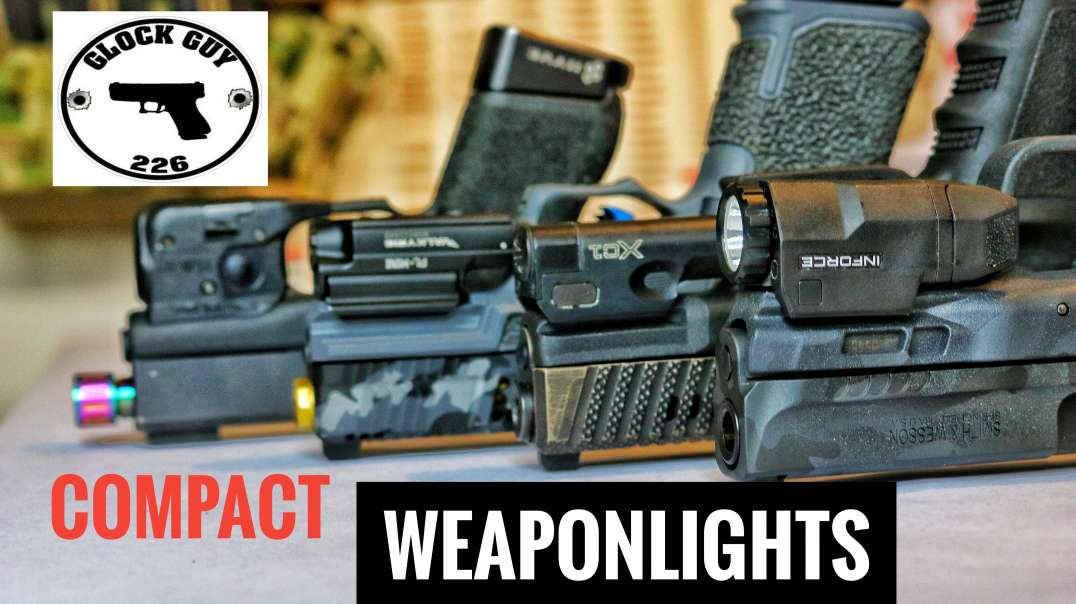 ⚡BATTLE OF THE COMPACT WEAPONLIGHTS!⚡