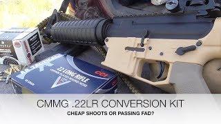 AR15 .22lr Conversion Kits - Train Cheaply
