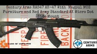 Century Arms RAS47 MOE | GearsofGuns