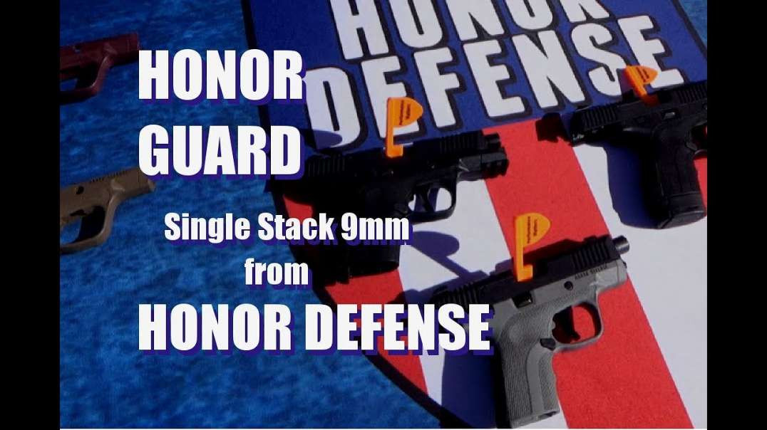 The Honor Guard from Honor Defense