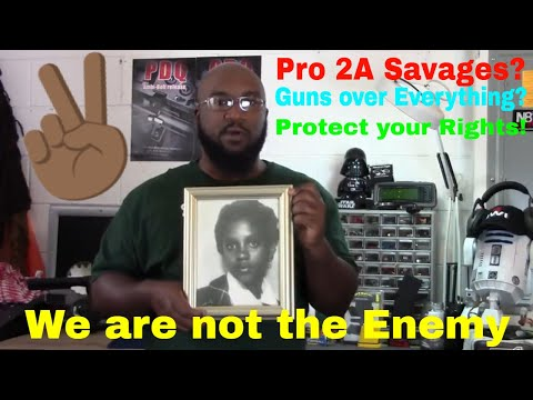 Repost: Are Pro 2A Americans Heartless Savages?