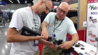 Constitution Arms Palm Pistol - NRA Annual Meetings & Exhibits 2016 - Gear-Report.com