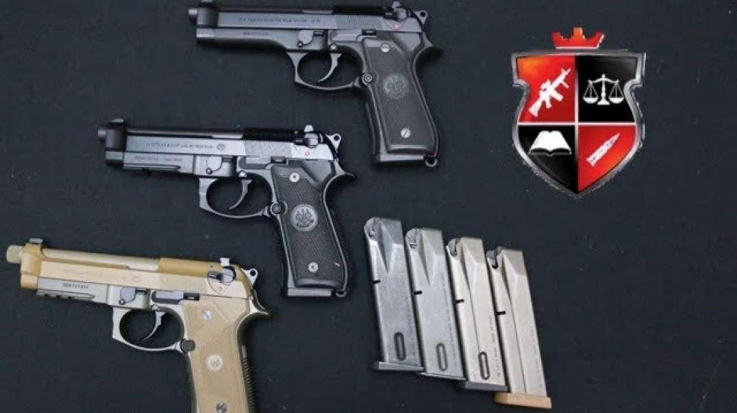 The Beretta M9A3 Modular Handgun Proposal