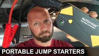 Do These Work? Portable Car Jump Starters