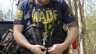 RIBZ Tactical Front Packs