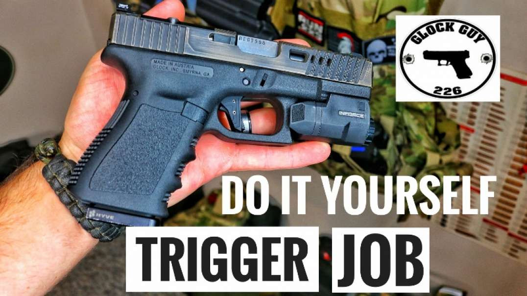 💥DIY 25 CENT TRIGGER JOB💥