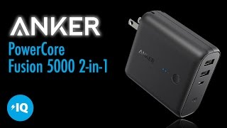 Anker PowerCore Fusion 5000 - 2-in-1 Charger