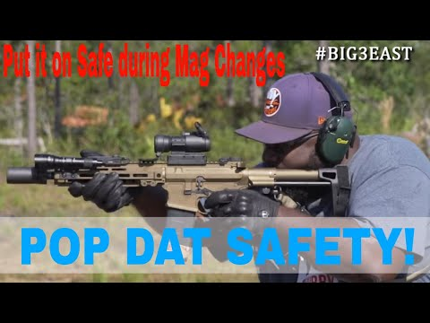 Simple Day at the Range with Shwell Safety First. Using the BEst AR Pistol