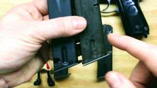 Modifying M9 Milsurp Magazines for the Beretta 92S