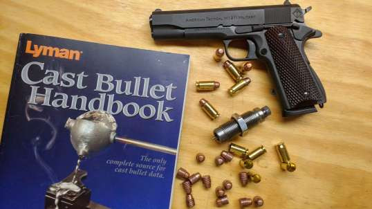 Loading 45 ACP - Setting Up Dies and Powder Charges
