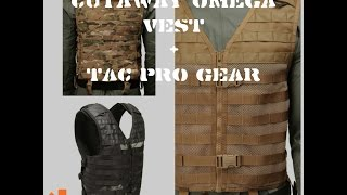 The most MOLLE and TACTICOOL review of the Blackhawk Cutaway Omega  and TacProGear
