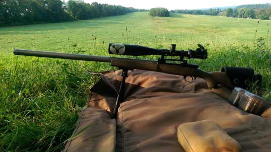Ohio Groundhogs 2014 Field of Dreams, Part VI Early Morning Hunt
