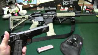 Win a Ruger SR1911 - GARYMANDIEVAN'S Gun Giveaway