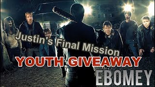 Huge Youth Giveaway  #Justin's Finial Mission