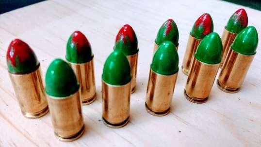 9mm Cast Bullet Range Testing with Alliant e3