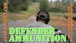 Defender Ammunition Company & Rock River Arms X Series .300 BLK Review - Gear-Report.com: