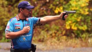 Weak Hand Pistol Shooting - Competitive Shooting Tips with Doug Koenig