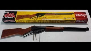 Daisy Red Ryder Bb Gun And A Christmas Story Tabletop And Range