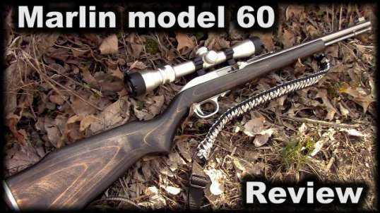 Marlin Model 60 Review Too much FUN