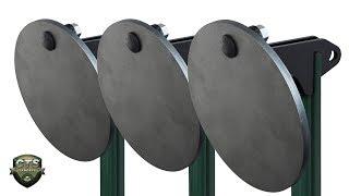 Fence Post AR500 Hanger