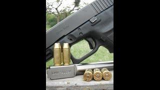 Glock 20 .40 caliber conversion
