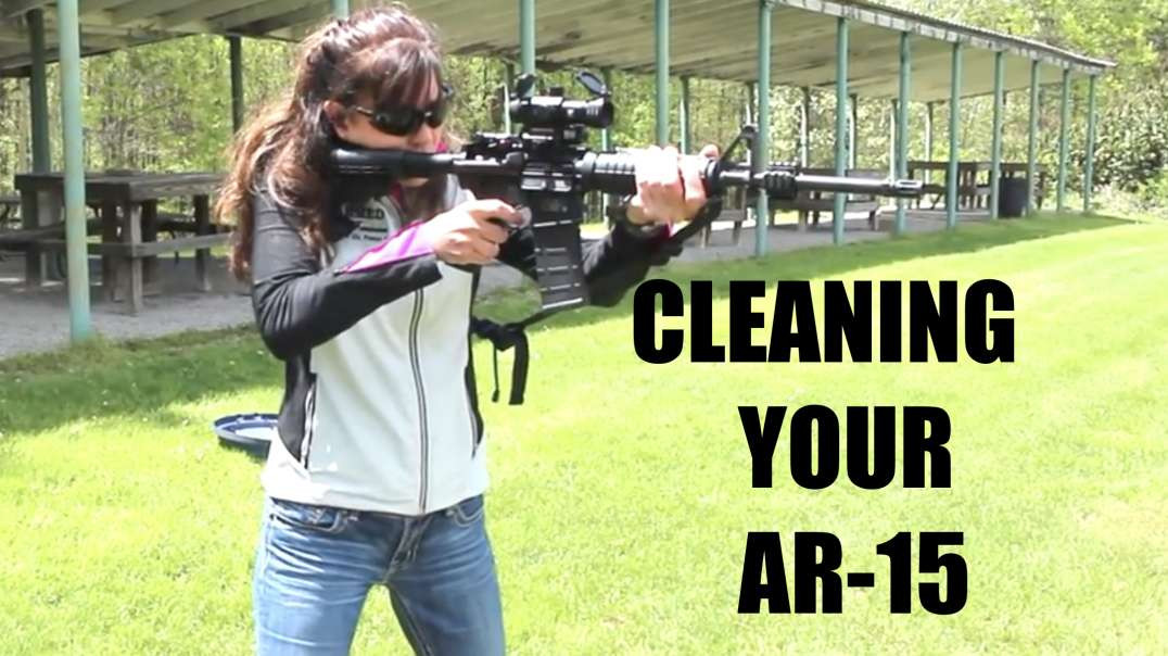 AR-15 Cleaning 101