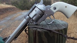 Ruger Blackhawk 45 colt/45 acp - Part 2