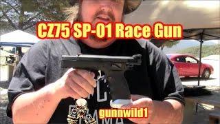 CZ75 SP-01 Race Gun